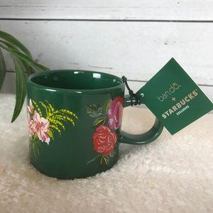 Starbucks Exclusive Ban.do Ltd Edition Rose Mug